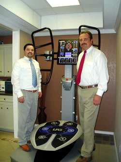 McAllen, TX Chiropractic Center of McAllen Dr. Dan Albracht and Dr. Joey Longoria